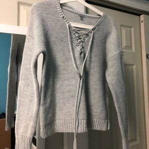 Charlotte russe knit sweater